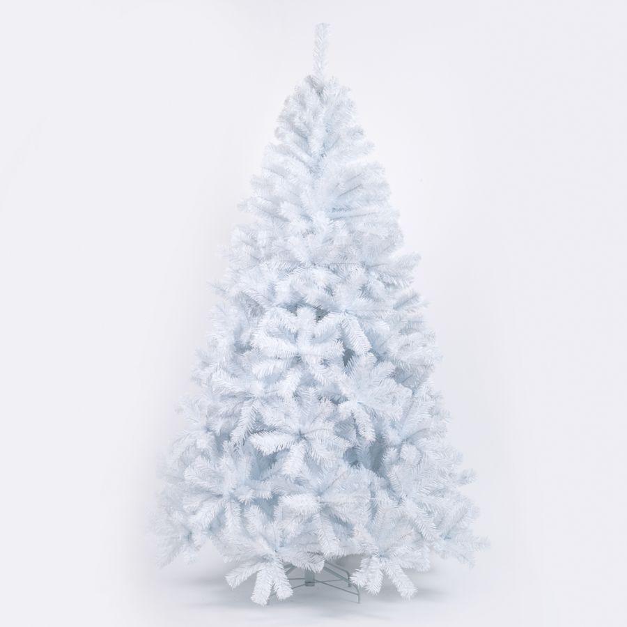 Foto Alberi Di Natale Bianchi come decorare un albero di natale bianco - architetto arreda
