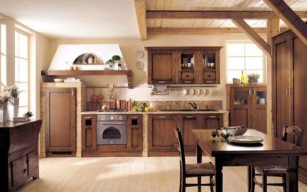 Cucine Rustiche Idee Decorative Architetto Arreda
