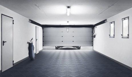 Pavimento per garage